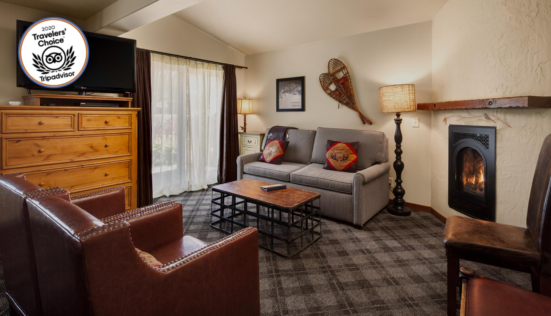 Bavarian Lodge Leavenworth Washington room photo